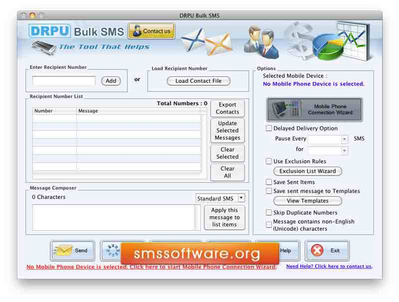 Mac SMS Software 8.2.1.0 full